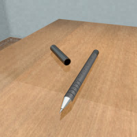 Flexigrip Pen